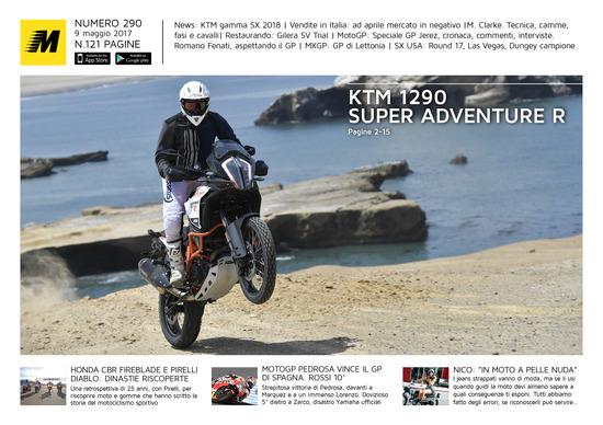 Magazine n°290, scarica e leggi il meglio di Moto.it
