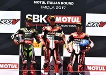 SBK. Davies domina Gara-1 a Imola