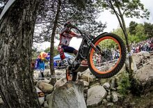 Mondiale Trial. Bou ancora Re in Spagna