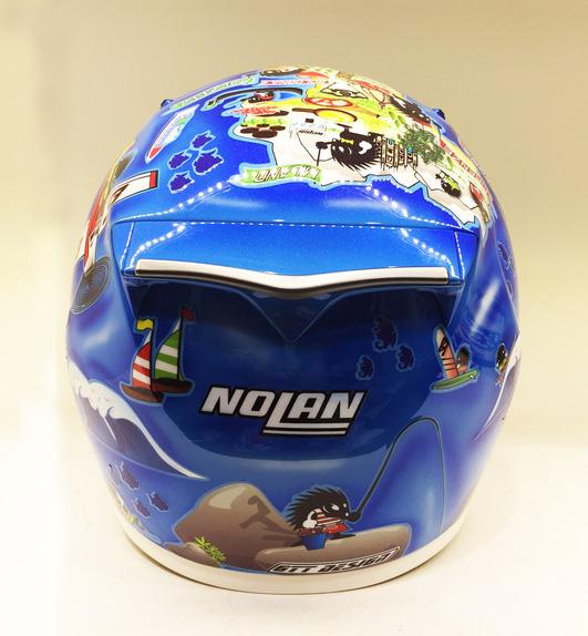 Nolan X-802RR Melandri Imola (3)