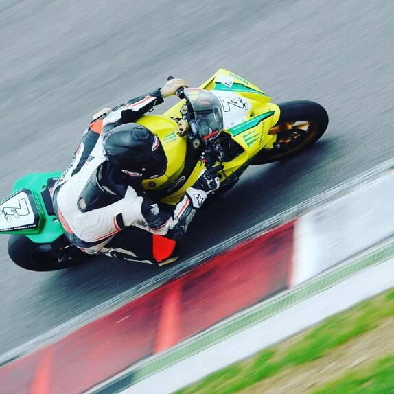 Caberg Drift al Gran Premio di Francia