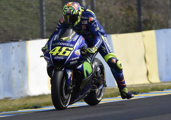 MotoGP 2017. Rossi: Se puoi vincere, ci devi provare