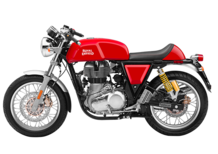 Royal Enfield Continental GT 500 (2017)