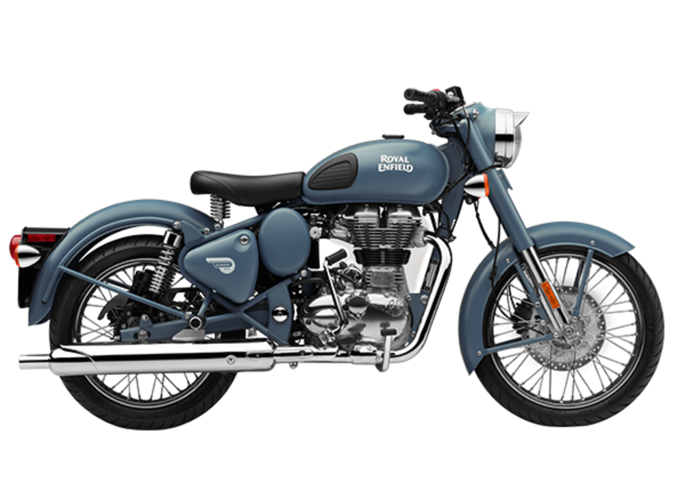 Royal Enfield Classic 500 Efi Squaroon Blue 2017 Prezzo