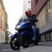 Yamaha Tricity, giorno 4: parcheggio garantito