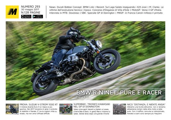 Magazine n° 293, scarica e leggi il meglio di Moto.it