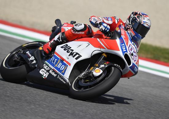 Vinales e Rossi, sfida Yamaha al Mugello
