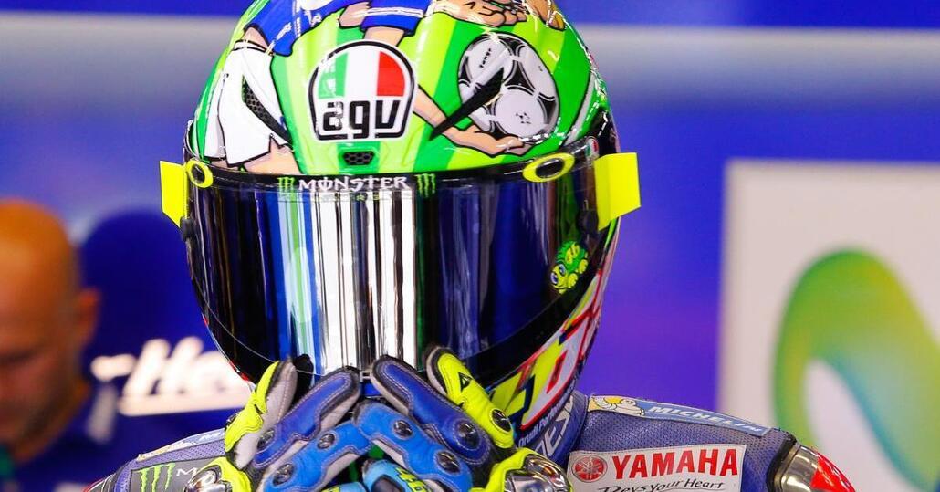 MotoGP 2017. Rossi: Non ce la facevo più fisicamente