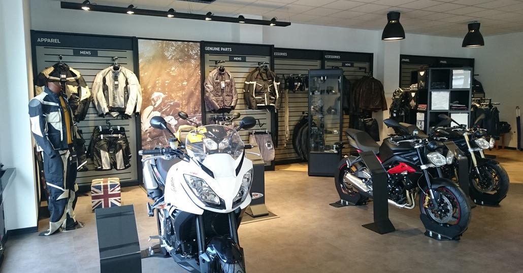 triumph concessionari milano – idee per l'immagine del motociclo