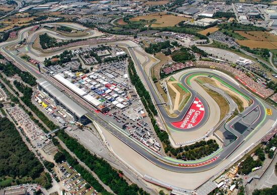 Orari TV MotoGP. Il GP di Catalunya a Barcellona