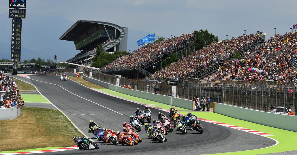 MotoGP Catalunya, Warm-Up: tempi e classifica finale