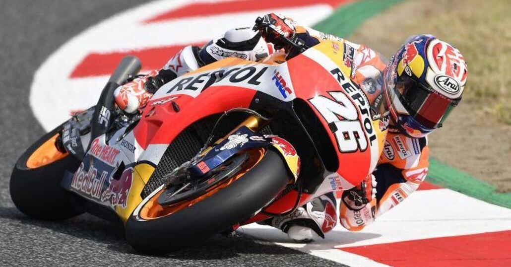 MotoGP, Catalogna: vince Dovizioso, Rossi solo ottavo