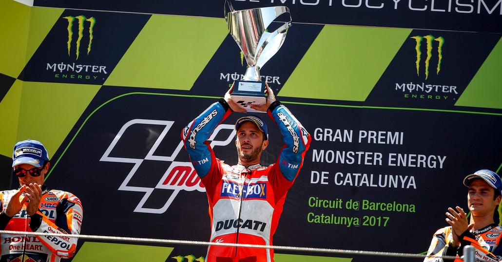 MotoGP. Le pagelle del GP di Catalunya 2017