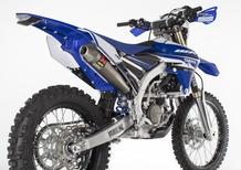Nuove Yamaha EnduroGP WR250F e WR450F