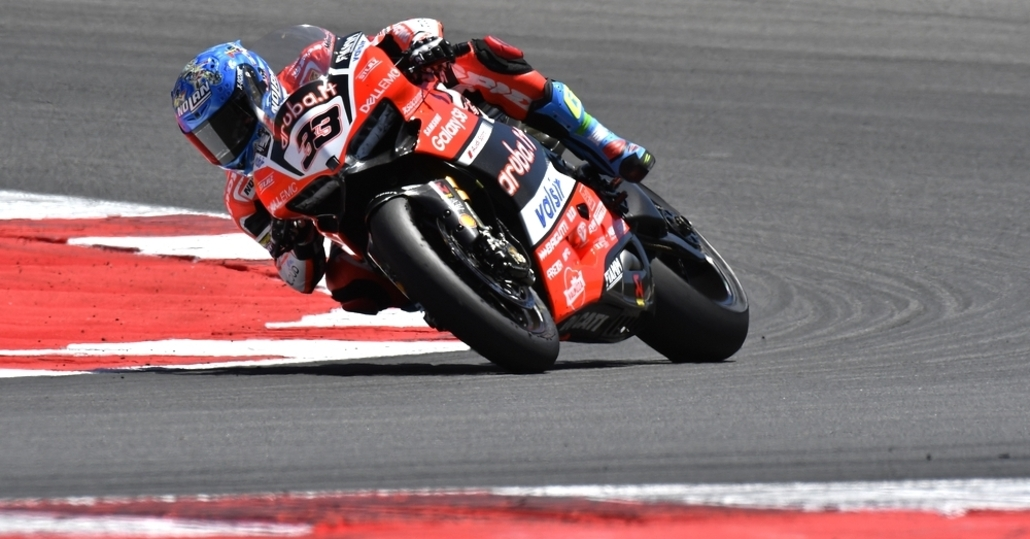 SBK, Melandri. Una vittoria italiana in Superbike dopo quasi tre anni