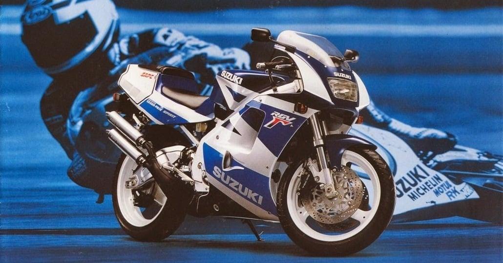 Suzuki RGV250 Gamma, 1991
