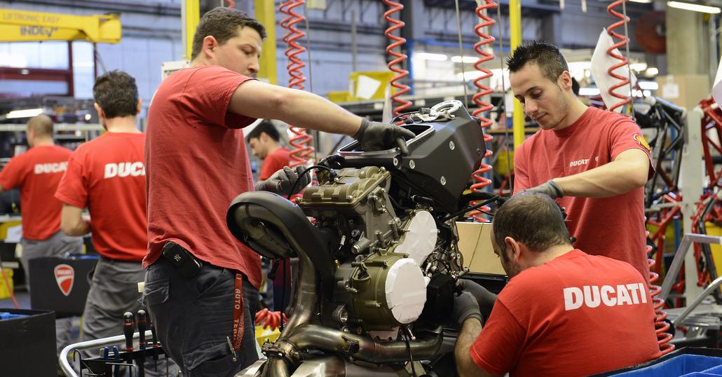 La Ducati in vendita, Harley Davidson pronta ad acquistare