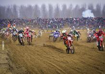 Motocross a Ottobiano, Cairoli idolo di casa