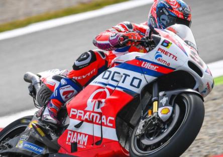 MotoGP 2017. Petrucci segna il miglior tempo nelle FP1 ad Assen