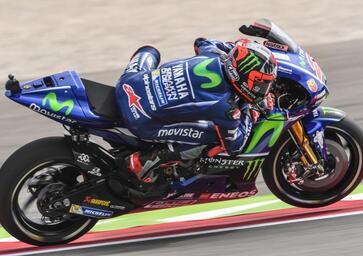 MotoGP 2017. Vinales si aggiudica le FP2 ad Assen