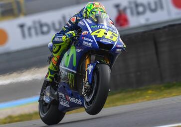 MotoGP 2017. Rossi: Adesso guido come piace a me