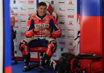 MotoGP 2017. Redding si aggiudica le FP3 (bagnate) ad Assen