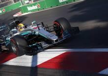 F1, GP Azerbaijan 2017: la cronaca delle qualifiche in diretta