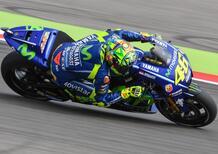 MotoGP 2017. Rossi: Spero non ci sia il flag to flag