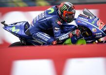 MotoGP 2017. Yamaha: l'inutile mistero sul telaio
