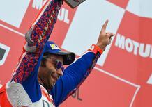 MotoGP 2017. Petrucci: Senza Rins potevo vincere