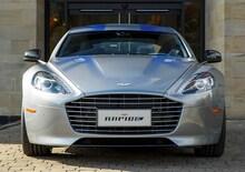 Aston Martin, la prima elettrica arriverà nel 2019
