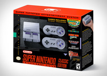 Super Nintendo Classic Edition, operazione nostalgia