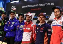 MotoGP 2017. Analisi e domande alla vigilia del GP di Germania
