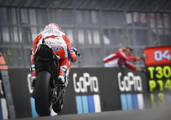 Gp Germania, Dovizioso: