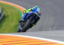 MotoGP 2017. Rossi: Giornata difficile e frustrante