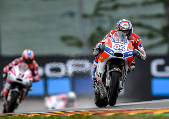 MotoGP 2017. Ducati la moto più equilibrata