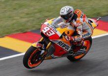 MotoGP 2017. Marquez si aggiudica le FP3 in Germania
