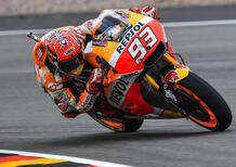MotoGP 2017. Marquez conquista la pole del GP di Germania