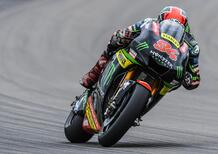 MotoGP 2017. Folger domina il warm up al Sachs