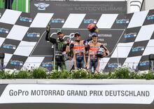 MotoGP. Spunti, considerazioni e domande dopo il GP di Germania 2017
