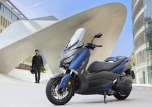 Yamaha X-MAX 400. Ecco la nuova versione 2018