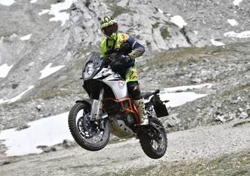 KTM 1090 Adventure R Test. L'endurona sogna i rally