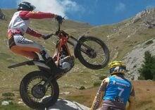 Campionato italiano trial, 5a prova al Terminillo