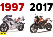 1997-2017: Che fine hanno fatto le 125?