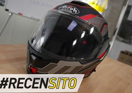 Airoh Rev. Recensito casco modulare