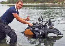 Tutorial manutenzione moto: motore sott'acqua, cosa fare