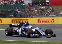 F1, Sauber-Honda, è divorzio: contratto per il 2018 rescisso