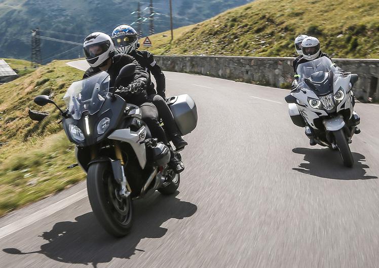 BMW R 1200RS ed R 1200RT: la prova totale