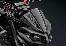 Rizoma per la Yamaha MT-09