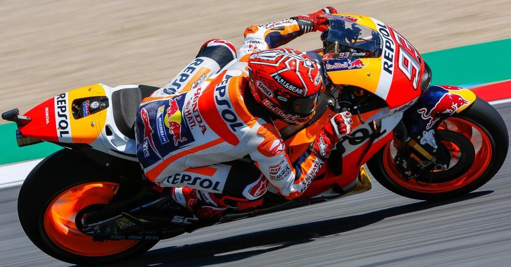 MotoGP 2017. Marquez vince il GP della Repubblica Ceca